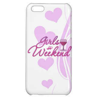 girls weekend night out party bridal wedding fun iPhone 5C covers