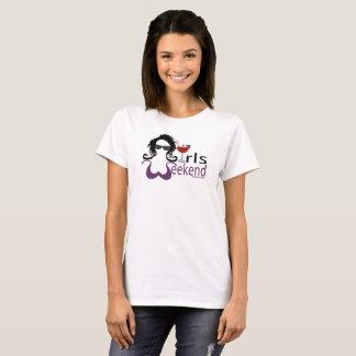 Girls Weekend Purple T-Shirt