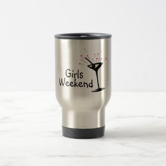 Girls Weekend Travel Mug
