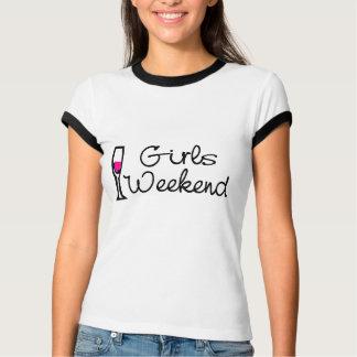 Girls Weekend Wine T-Shirt