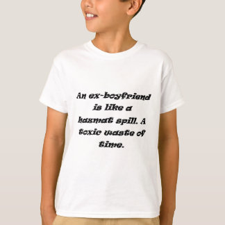 Girls Who Don't Want a Toxic Relationship T-Shirt