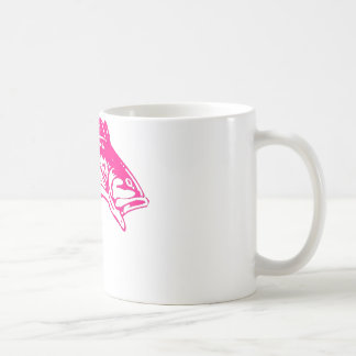 Girls Who Fish Deserve Bigger Diamonds Coffee Mug