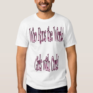 girls with curls t shirt