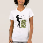 Girls With Guns Destroyed Tee