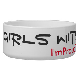 Girls with tails rule! bowl