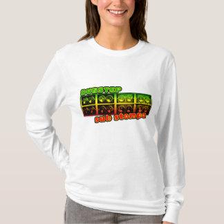 Girls womens ladys DUBSTEP REGGAE hoodie