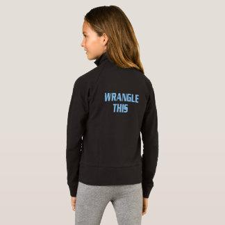 Girls' Wrangle This Boxercraft Practice Jacket