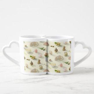 Girl's Yellow Dream Coffee Mug Set