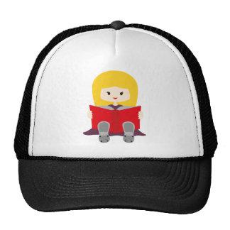 GirlsBookCP1 Gorro De Camionero