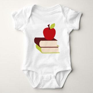 GirlsBookCP8 Baby Bodysuit