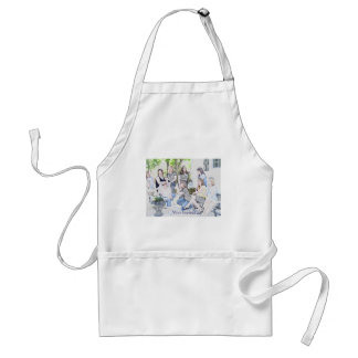 GirlsOinvite Adult Apron