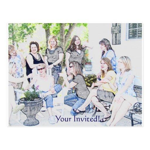 GirlsOinvite Postal