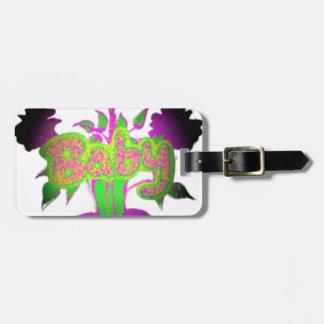 Girly  Baby Hakuna Matata.png Tags For Luggage