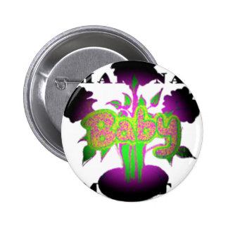 Girly  Baby Hakuna Matata.png Pinback Button