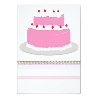 Girly Birthday Invitation