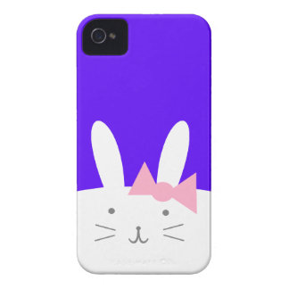Girly Bunneh iPhone 4 Cover