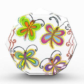 Girly Butterfly Award