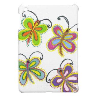 Girly Butterfly iPad Mini Case