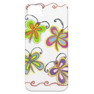 Girly Butterfly iPhone SE/5/5s Case