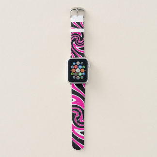 Girly Chic 38mm Apple Watch Leather Bands