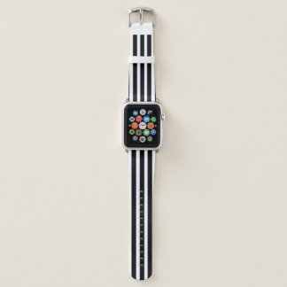 Girly Chic 42mm Apple Watch Leather Bands