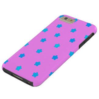 Girly Daisy Pink/ Aqua> Iphone 6 Case