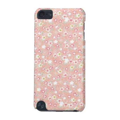 Girly Floral iPod Touch Speck Case iPod Touch (5th Generation) Covers