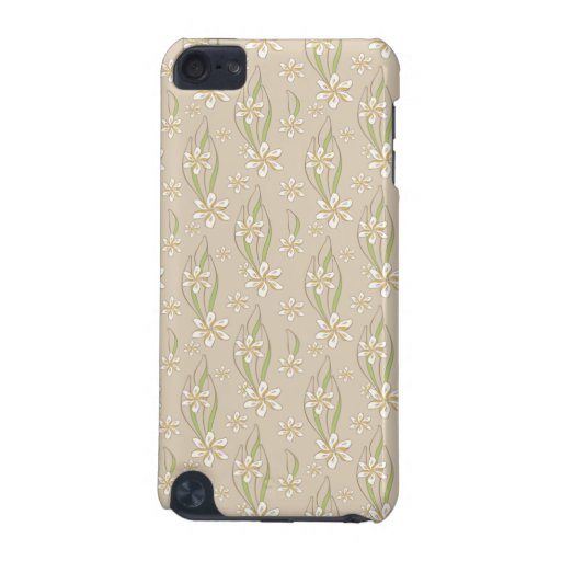 Girly Floral iPod Touch Speck Case iPod Touch (5th Generation) Cases