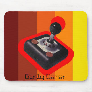 Girly Gamer Mousepad
