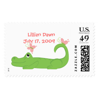 GIrly Gator Stamps