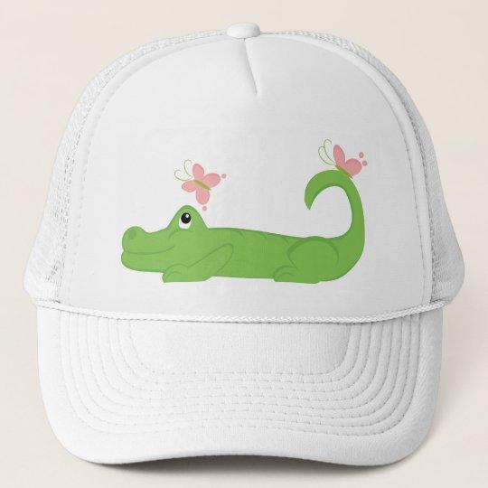 GIrly Gator Trucker Hat