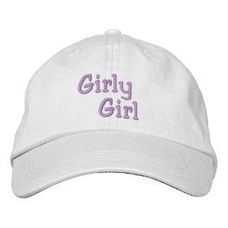 GIRLY GIRL cap