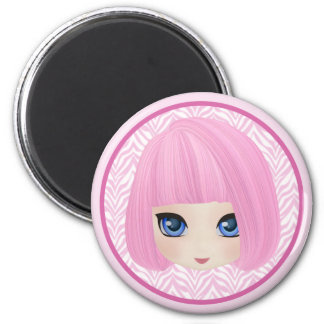 Girly Girl Marianne Fashion Magnet
