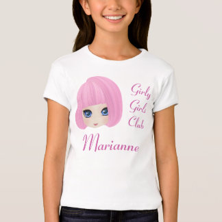 Girly Girl Marianne Girly Girls Club T-Shirt