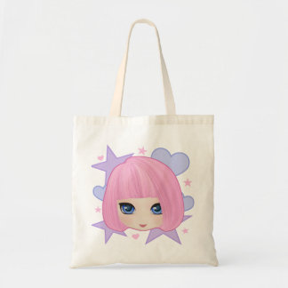Girly Girl Marianne Party Tote Bag
