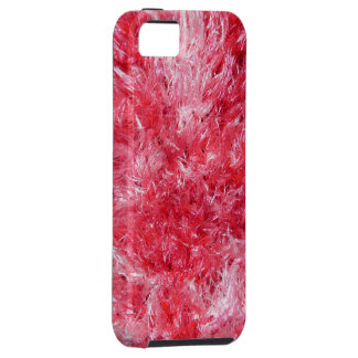 Girly Girl - Pink Faux Fur iPhone 5 Cases