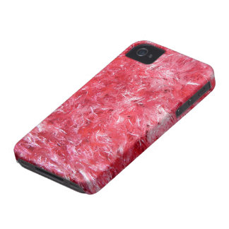 Girly Girl - Pink Faux Fur Case-Mate iPhone 4 Cases