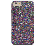 Girly Glitter Sparkles Tough iPhone 6 Plus Case