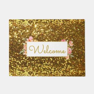 Sparkle Doormats Amp Welcome Mats Zazzle