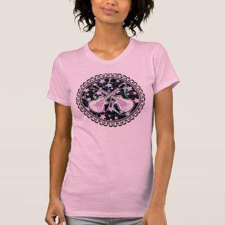 Girly Guitar Tee Shirt