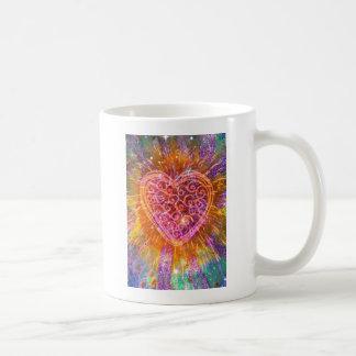 Girly Heart Coffee Mug