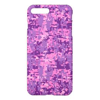 Girly Hot Pink Camo iPhone 8 Plus/7 Plus Case