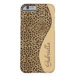 Girly Leopard Monogram iPhone 6 case iPhone 6 Case