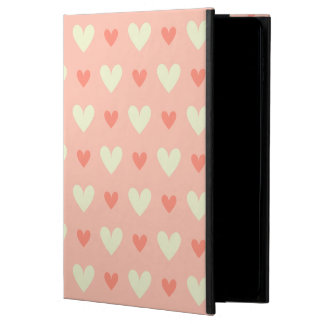 Girly Love Hearts - Elegant and Chic Pattern Powis iPad Air 2 Case