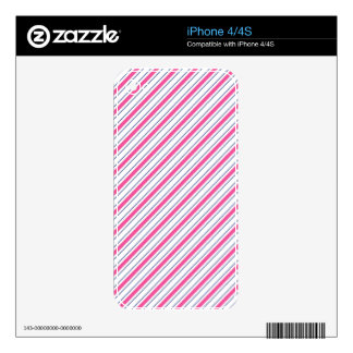 Girly Modern Classic Great Decal For The iPhone 4S