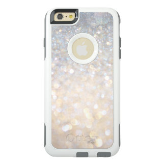Girly Modern Gold Glitter OtterBox iPhone 6/6s Plus Case