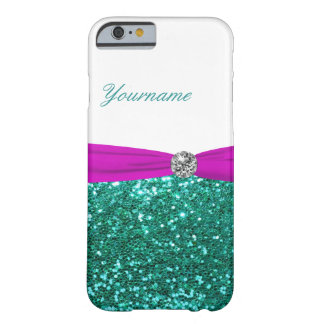 Girly Monogram Case Barely There iPhone 6 Case