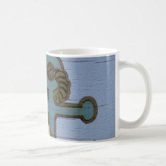 Girly nautical anchor pin up sailor beach fashion mugs