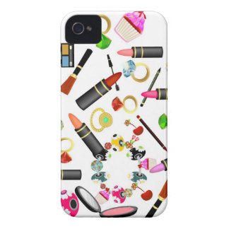 Girly Needs Case-Mate iPhone 4 Case