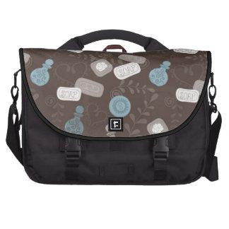 Girly Perfume Parfume Bottles Laptop Bag